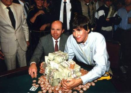 Flashback : Phil Hellmuth gagne le main event WSOP 1989