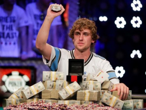 Flashback : Ryan Riess vainqueur du main event du WSOP en 2013