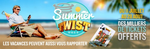 Summer Twist Betclic Poker